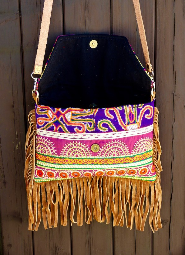 sac à main boho chic